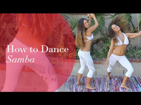 Brazilian Samba: How to Dance Samba Basics