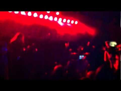Between The Buried and Me Intro/White Walls // Live @ Summer Slaughter 2012