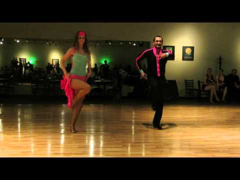 2015 Spring Master Series: Leah & Andres Giraldo Performance