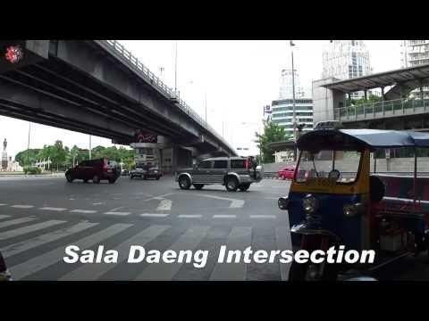 Bicycle de Go! 015 / Suriwong, Silom, Patpong, Thaniya バンコク-自転車とカメラ