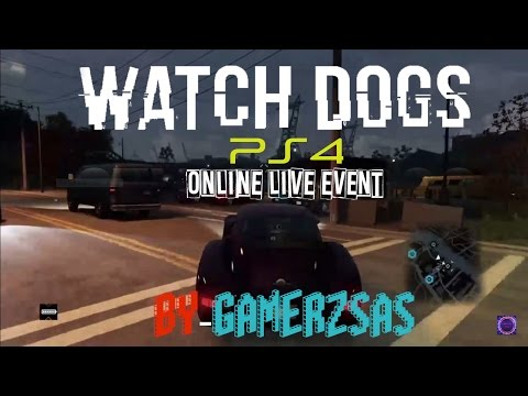 Watch Dogs | Road to completing all Investigations (Live Event) (PS4)