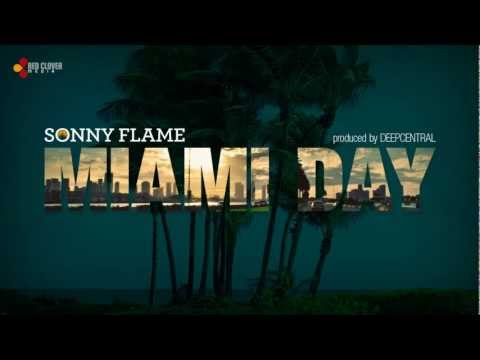 Sonny Flame - Miami Day (with lyrics) [song from the upcoming album]