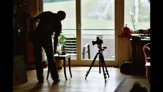 Photographer at work | S/W Fotografie mit Mamiya 645 Mittelformat Analog Film Kamera | Leica
