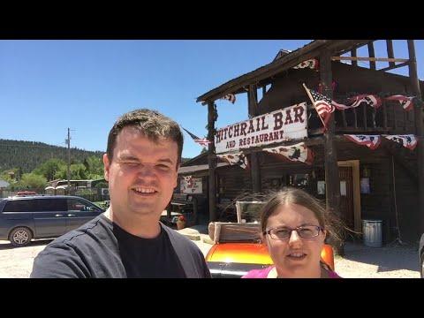 Day 6: South Dakota to Wyoming
