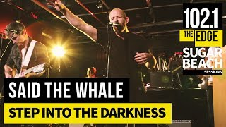 Said the Whale - Step into the Darkness (Live at the Edge)