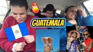 Swae Lee Slim Jxmmi Rae Sremmurd Guatemala Reaction Review