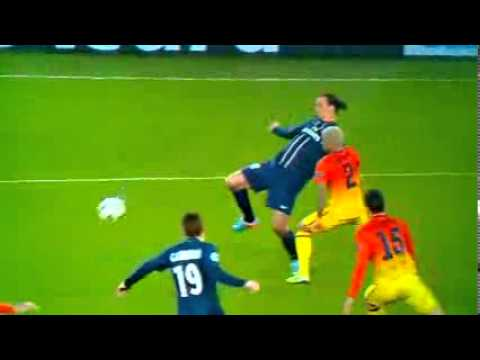 Soccer Football Fail Victor Valdes Fail On Matuidi Goal PSG VS Barcelona 2 2 02 04 2013