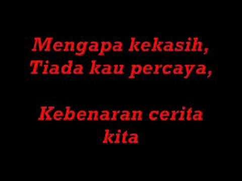 Aliff Aziz-Cinta Arjuna (With Lyrics)