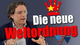 China-Insider Frank Sieren: So leitet die neue SUPERMACHT den Abstieg des Westens ein /Mission Money