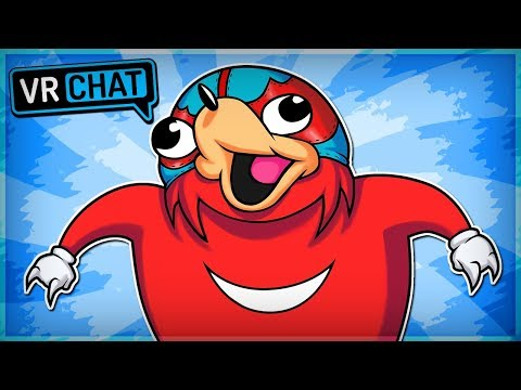 DO YOU KNOW THE WAY - Ugandan Knuckles (VRChat Funny Moments)