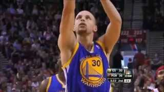 Stephen Curry ( 47 PTS ) vs. Blazers (4-13-2014)