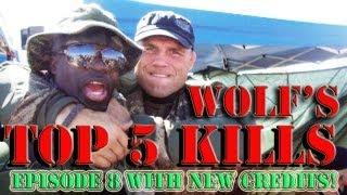 TOP 5 KILL SHOTS  EPIC Barrel TAG!!!!!!
