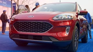 Ford Escape 2020 Pop Up Event!