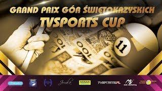 TVSPORTS CUP 2019 - Grand Prix Gór Świętokrzyskich - stół TV - V eliminacja