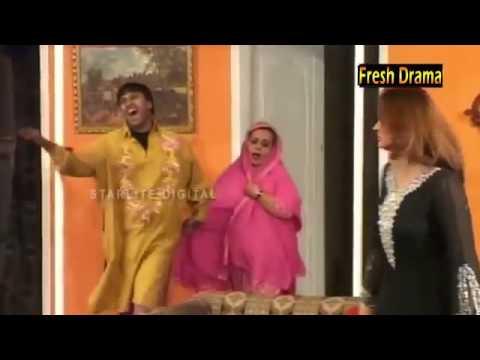 {{ Zafri Khan   Nargis   Sajjan Abbas }} Pakistani Stage Drama Funny Sxy Latest Comedy Show