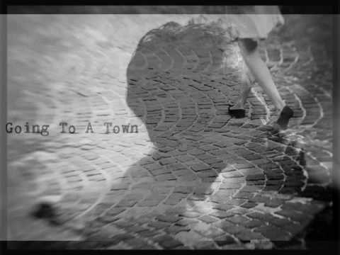 Going To A Town - Rufus Wainwright