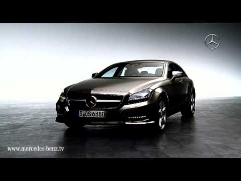 Mercedes-Benz.tv: The new CLS, реклама