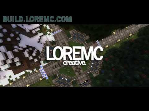 MINECRAFT [ 1.7.4] CREATIVE MODE / SURVIVAL SERVER 24/7 NON HAMACHI EPIC 2014