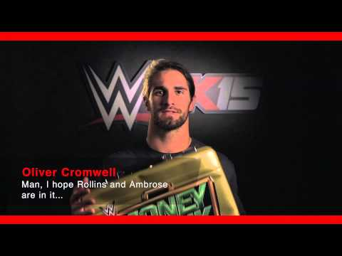 Seth Rollins To Oliver Cromwell   Wwe 2k15 Comment Takeover video