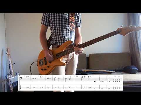 Death From Above - Holy Books Bass cover wit tabs