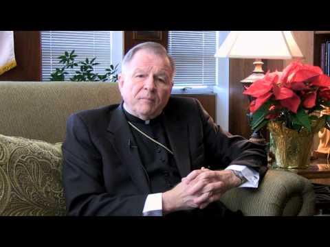 Merry Christmas 2014 - Archbishop Gregory Aymond