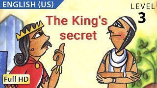 The King's Secret: Learn English (US) with subtitles - Story for Children