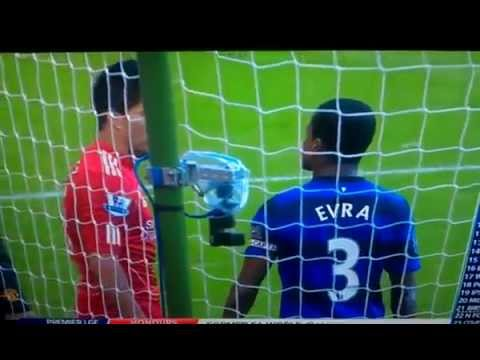 What Luis Suarez  Really Said To Patrice Evra!