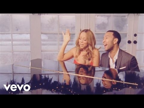 Mariah Carey, John Legend - When Christmas Comes Music Videos
