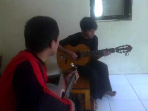 Latihan Live Nasheed Sholawat Acoustic by Ust Thandie N'Jie