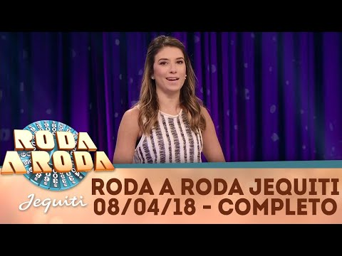 Roda a Roda Jequiti (08/04/18) | Completo