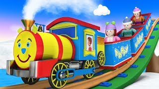 Thomas The Train - Cartoon Thomas - Toy Factory Toy Train