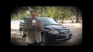 CESVI ARGENTINA TEST DRIVE CHRYSLER Town & Country