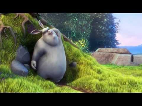 พากย์ไทย Big Buck Bunny  (หัดพากย์ครั้�