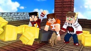 Minecraft: ESCADONA - ARMA DE DINHEIRO ‹ AM3NlC ›