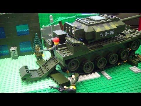 Lego Город Х  2 сезон (10 серия)