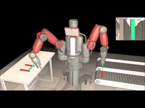 robotics the visual simulation displays essay Rise of the robots--the future of artificial the entire endeavor of robotics has failed rather completely to live up to the amenable to computer simulation.