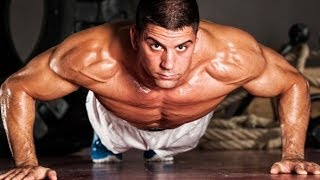 Most Powerful Home Chest Workout Ever : Build a Big Chest Fast!