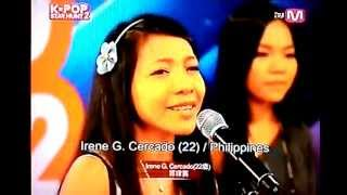 Kpop Star Hunt S2 Philippine Audition: Cercado Sisters
