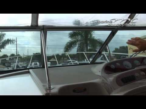 1999 Maxum 3000 SCR Sun Cruiser by Marine Connection Boat Sales, WE EXPORT! Video