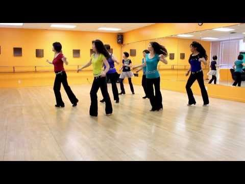 New York 2 La - Line Dance (dance & Teach In English & 中文) video
