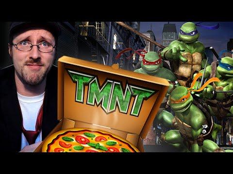 Nostalgia Critic: TMNT (2007)