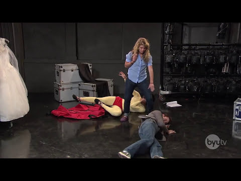 Studio C - Stage Directions