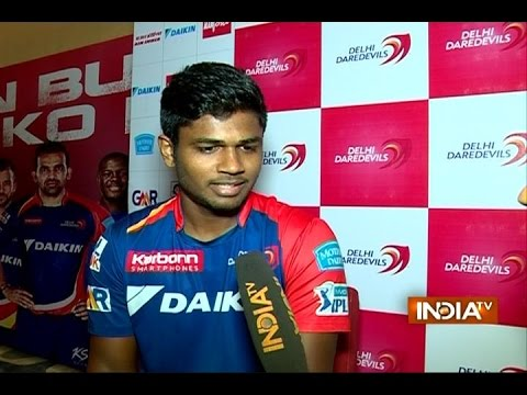 Rahul Dravid Sir Helps Me to Boost Up My Confidence: Sanju Samson