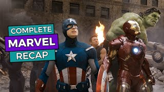 FULL MARVEL RECAP up to AVENGERS: ENDGAME