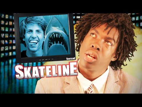 SKATELINE - JAWS, Tom Asta, Jagger Eaton, Tom Penny and more...