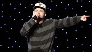 Astounding Rapper Mac Lethal