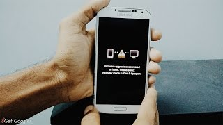How To UnBrick/UnRoot Samsung Galaxy S4 & Install Lollipop