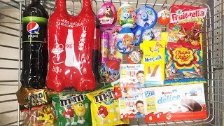 Все ищут этот трек (a lot of candy, Маша и Медведь, Робокар Поли, Фиксики,Киндер Сюрпризы)