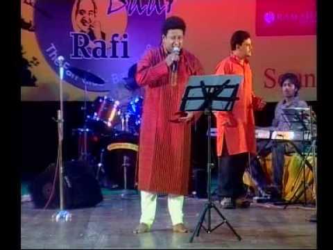 Shrikant Narayan....jaane Bahar Husn Tera Bemisal Hai.wmv video