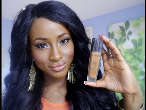 Lancome Teint Idole Ultra 24H Foundation Review